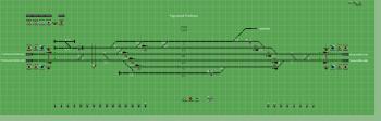 Fegyvernek-Örményes állomás biztosítóberendezáse