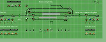 Badacsonytomaj állomás biztosítóberendezáse