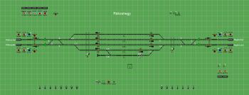 Rákoshegy állomás biztosítóberendezáse